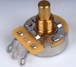 Fender Bass Pots and Jacks | Parts Is Parts - Guitar Parts ...