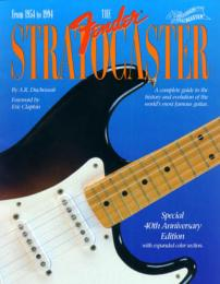 The Stratocaster Book by Andre Duchossoir