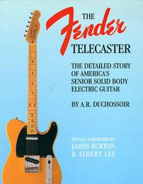 Fender Telecaster Book, The Telecaster Book Andre by Duchossoir