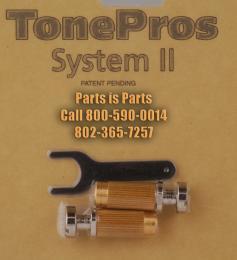 TonePros Locking Stud Set, SNS1N