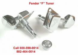 Fender F Tuner Singles