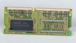 Sampling RAM chip for PA800. 128MB SDRAM EXB SODIMM 145