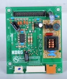 Korg PA800 LCD Interface PCB, GRA0002107, GRA1002140