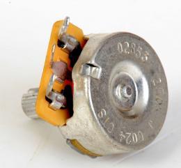 Fender Clapton Mid Range Boost Kit 250K Pot, 0028531000