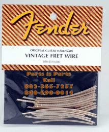 Fender Fret Wire Set, 0991998000, 0991999000, 0992014000