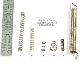 Springs Pickup Height, Intonation, Trem Arm Tension and Tremolo Springs