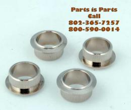 Fender Jazz Bass, Precision Bass, Tuner Bushing Set, 0019509049