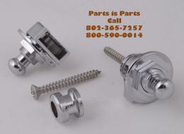 Schaller Straplocks Set Chrome, AP0681-010