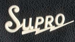 Supro Amp Logo