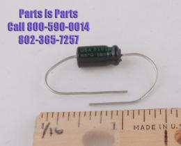 Capacitor 25uf at 25volts Sprague