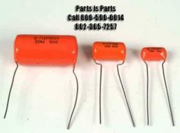 Sprague Orange Drop Capacitor