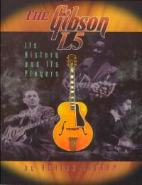 THE GIBSON L5, Adrian Ingram
