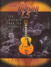 THE GIBSON L5, Adrian Ingram