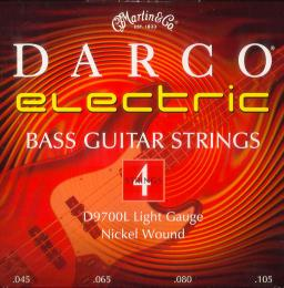 Darco Bass String Set Nickel Light, D9700L