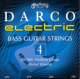 Darco Bass String Set Nickel Medium, D9500L