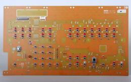 Korg Oasys Panel PCB Right Side, KLM2420, 200046362420