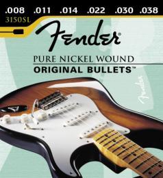 Fender Original Bullet Strings, F3150L, F3150R