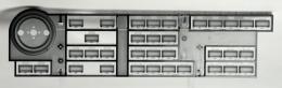 Korg Knob Block TR61-TR76, 500646100400