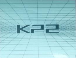 Korg Sticker For The KP2 Grid, 580X150000