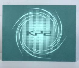 Korg Kaoss Pad Sticker For The KP2, Spiral, 580X150001