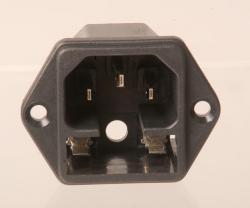 Fender IEC Connector, Power Jack, 0080892000