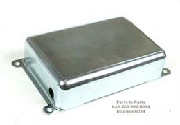 Fender Deluxe Reverb Capacitor Cover, 0037300000