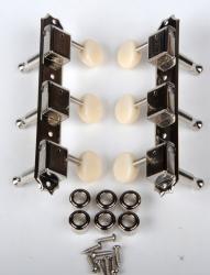Gibson Guitar Kluson Strip Tuners, WD90NPP
