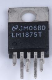 Marshall IC LM1875T, AC1875