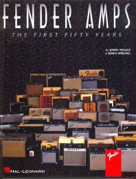 Fender Amps  The First 50 Years, Teagle and Sprung
