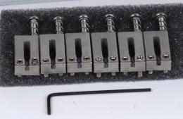 Graph Tech FerraGlides Offset Stratocaster Bridge Saddles, BP0926-011