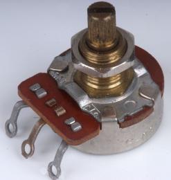 Pot For Amp, 500KL, Split Shaft, EP4986