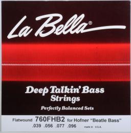 LaBella Strings for Hofner Bass