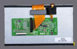 Korg PA600, PA900 LCD Touch Screen, Display, KIT0001011