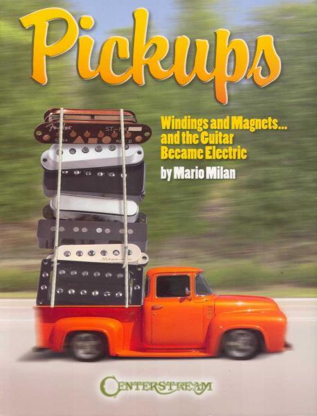pickups winding and magnets book. Black Bedroom Furniture Sets. Home Design Ideas