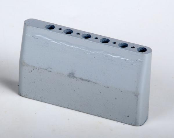Fender Stratocaster Tremolo Block, 0026098000 | Parts Is Parts